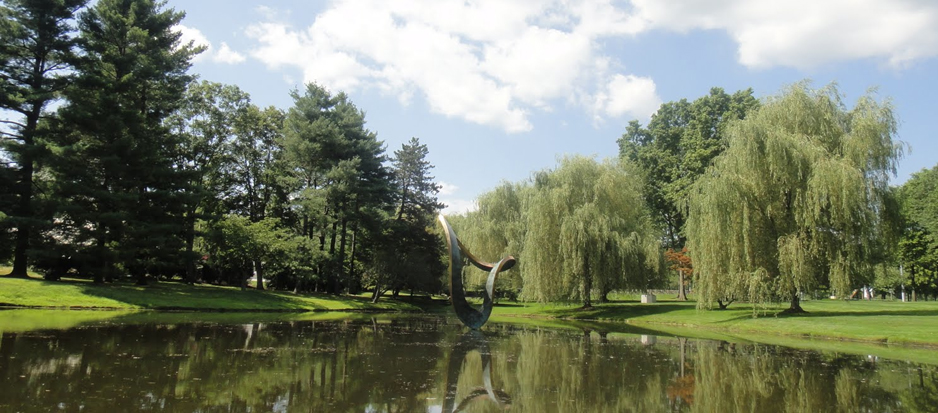 Pepsico's Donal Kendall Sculpture Gardens